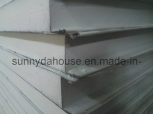 PU Wall Sandwich Panel (SD-128) pictures & photos