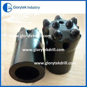 Rock Drill Taper Button Bit Threaded Button Bit pictures & photos