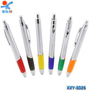 Best Selling Plastic Ball Pen with Logo Printing