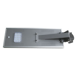 All in One Solar Street Light 15W LED Street Light pictures & photos