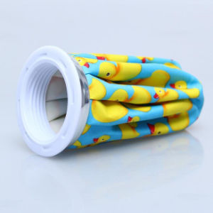 Medical Cloth Ice Bag with Bright Color pictures & photos