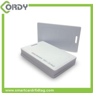 125kHz EM4200 H4200 Chip RFID Clamshell Card EM Long Range Card pictures & photos