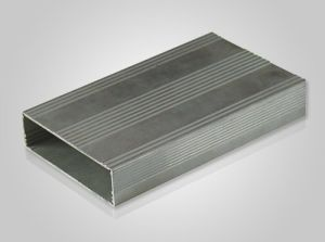 OEM Anodized Aluminium Extrusion Profile with Machining for Electronics pictures & photos