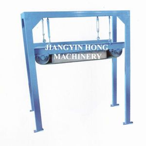 Magnetic Separator Tire Recycling Machine