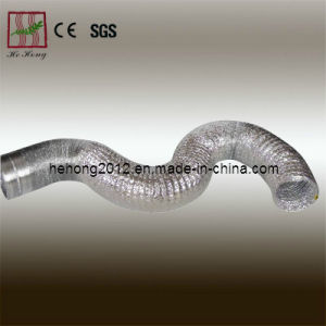 Exhausting Aluminium Flexible Pipe pictures & photos