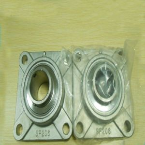 Precision Casting Motor Insert Bearing Square Bearing Housing pictures & photos