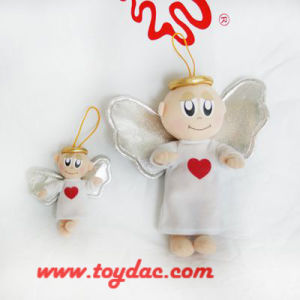 Plush Toy Angel Key Ring pictures & photos