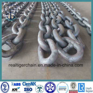Stud Link Offshore Mooring Chain with Class CCS ABS pictures & photos