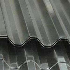 Galvalume Corrugated Steel Plate From Jiacheng Steel