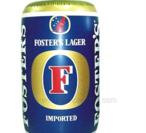 Trade Show Beverage Beer Can Shape Inflatable Model pictures & photos