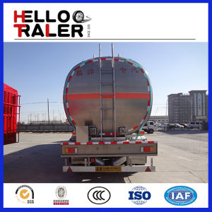 Made in China Tri-Axle 56.2cbm LPG Tank Trailer pictures & photos