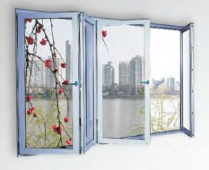 Aluminium Folding Window (50)