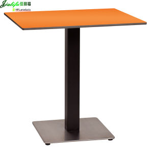 Jialifu Waterproof Dining Rectangle Table pictures & photos
