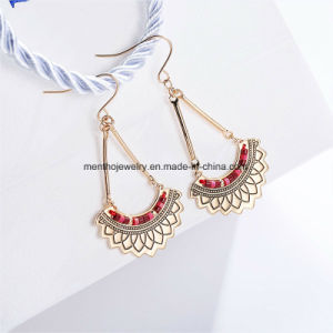 New Fashion Alloy Ethnic Individuality Charm Jewelry Dangle Drop Earrings pictures & photos
