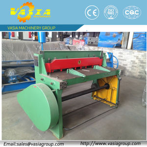 Metal Plate Shearing Machine with Mechanical Control pictures & photos