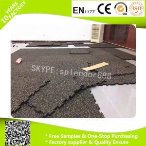 Low Maintenance Gyms Rubber Floor, Rubber Mat, Rubber Tiles pictures & photos