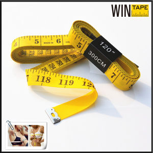 120inch (300cm) PVC Soft Sewing Tape Measure pictures & photos