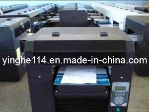 Digital Flatbed Printer for Curved Surface pictures & photos