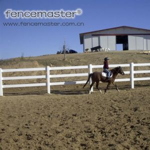 Top Quality Horse Fence PVC pictures & photos