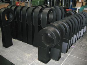 Big Metal Stamping Part for Blower Housing pictures & photos