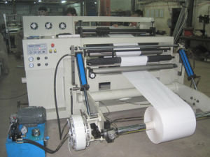 Rtfq-1200b Adhesive Stikcer Paper Label Machinery Slitter Rewinder pictures & photos