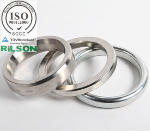 Rtj Ring Type Joint Gasket Ring Joint Gasket pictures & photos