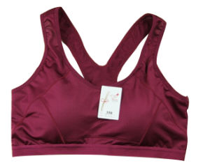 Specialized Breathable Lady Yoga Singlet, Dri-Fit Yoga Singlet Wear, Coolmax Yoga Wear pictures & photos
