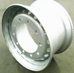 Hot Sale Demountable Bus Truck Wheel Rims (22.5X8.25 24.5X8.25) pictures & photos