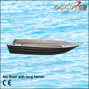 Aluminum Boat with Long Bench pictures & photos