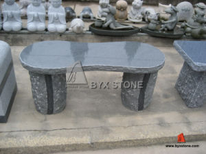 Granite Table and Benches for Garden Decoration pictures & photos