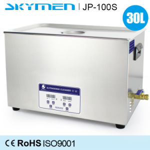Skymen 30L Ultrasonic Carb Cleaner for Greasy Motorcycle Carbs pictures & photos