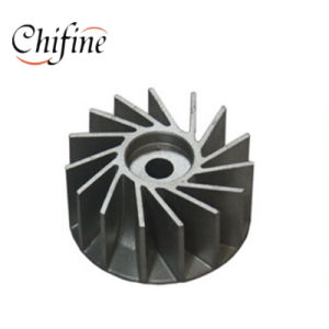 Stainless Steel Investment Casting Impeller for Centrifugal Pump pictures & photos