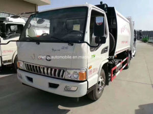 JAC 5 to 8 Tons Compactor Garbage Truck pictures & photos