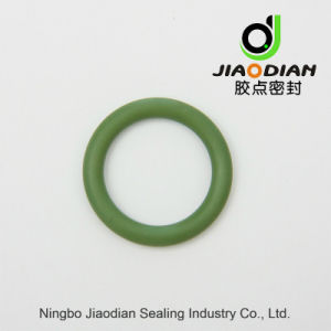 Green NBR O-Ring with SGS RoHS FDA Certificates As568 Standard