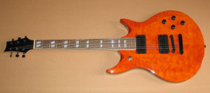 Very Beautiful Custom Electric Guitar (2023-2)