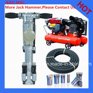 Yo18 Rock Drill Jack Hammer for Mining/Used for Gold Mining Air Tools with Air Compressor pictures & photos