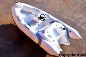 3.6m Well Designs Rigid Hull Fiberglass Boat, Fishing Boat, Motor Boat, Inflatable Boat with CE China pictures & photos