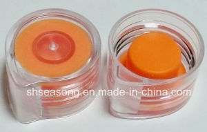 Plastic Lid / Silicon Cap / Bottle Cover (SS4309) pictures & photos