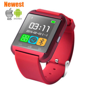 Smart Wrist Watch with Pedometer, Sleep Monitor, Compatible to Android and Ios Phone