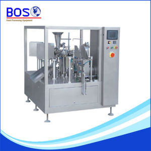 Vertical Multi-Function Granule Food Packing Machine