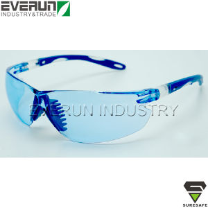 Eye Protection Safety Glasses with Soft Nose Bridge Pad (ER9335) pictures & photos