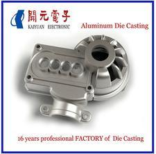 OEM A413 Alsi10mg ADC-12 High Pressure Aluminum Die Casting pictures & photos