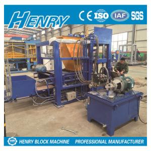 Qt4-25 Paver Brick Making Machine Concrete Hollow Block Machine Henry Machinery pictures & photos