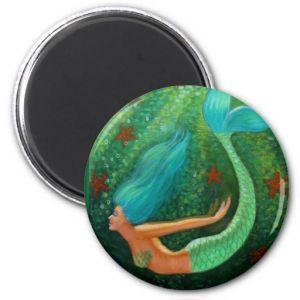 2017 New Diving Mermaid Fridge Magnet pictures & photos