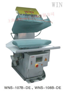 High Efficiency, Super Ironing Effect Suit Computer Control Press Machine (left, right body)