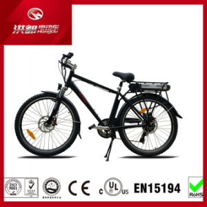 Ebike Hot Sale Mountain Electric Bike with 500W Powerful Rack Battery 13ah Long Range pictures & photos