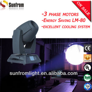 3 Phase Motors 6080lux@5m 150W Spot LED Moving Head pictures & photos