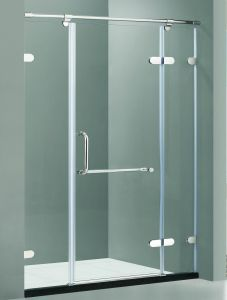 Pjoject Hinge Pivot Stainless Steel Component Shower Enclosure (09-107) pictures & photos