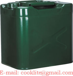 Square Type Jerry Can / Gas Can / Fuel Can 25L pictures & photos