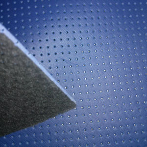 Abrasion Resistant PVC Artificial Leather for Bags, Car Seat pictures & photos